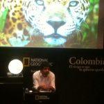 Colombia de Cine… National Geographic Store, Madrid 6 de Junio 2012