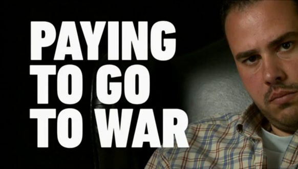 Antonio Pampliega – Periodismo de Guerra Freelance