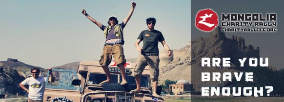 Mongolia Charity Rally