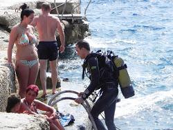 Malta 2012 - Blue Grotto